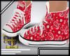 Red Bandana Kicks