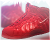 ▲ Red Foamposite