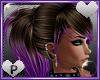 ! Chiara Brown Purple Tp