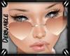 o: Heart Glasses Low F