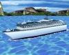 Ocean Liner Cruise Ship