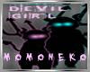 mo Matching Pair Couple Devil Girl Tiny Kawaii