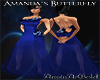 Amanda's Blue Butterfly