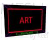 Art with Frame H, Mesh