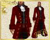 *JR Pirate Xmas Coat