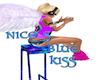 BLUE KISS NICOS