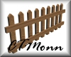 CTM Picket Fence - Wood