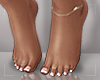 ṩ| French Pedicure v2