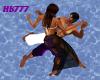 HB777 Couple Swim 2