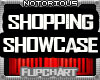 Shop Flip Chart