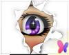 Anime eye watching you