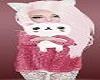 Kitty Cat Girls Pink Kids