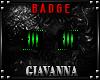 GiA B| Slashes[2]- Green