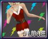 ^JW^ Christmas Dress