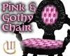 Pink&Gothy Chair