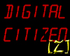 Digital Citizen Red F