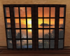 ~LB~French Door-Sunset