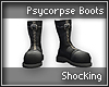Psycorpse Boots