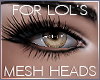 [MT] Mesh.H Eyes 2 Brown