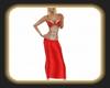 alyson red dress