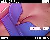 BRASIL CUP!
