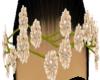 Tan Flower Headband