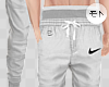 + Wolf Grey Nike Joggers