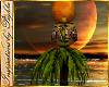 I~Island Luau Tiki Torch