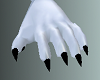 W! Furry Hands Claws