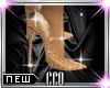 [CCQ] Rose Gold Heels