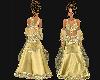 Dee gold shawl