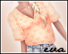  Peach Heart Top