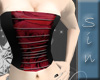 [Sin] Avalon Corset Rose