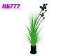 HB777 CE Plant w/Btrflys