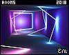 E| Neon Photo Pose Room