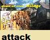 attack on titan village