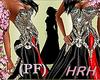 HRH PF GothicSatinSequin