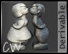 .CW.KissMe-Statue