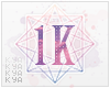 |A| 1K Support Sticker