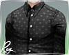 Black Pattern Shirt
