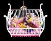 Beauty & the Beast Crib