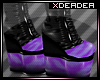 !D! PVC Booties #03
