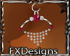 (FXD) Goth Earrings Mag