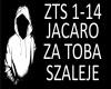 JACARO-ZA TOBA SZALEJE