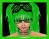 (B) Green Ravers pigtail
