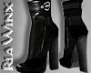 Wx:StarDate Black Boots
