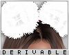 0 | Fur Hairband Large