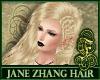 Jane Zhang Blonde