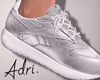 ~A: Silver Sneakers