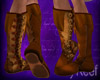 Ren Faire Boots, Native